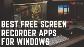 Best sreen recorder apps for windows