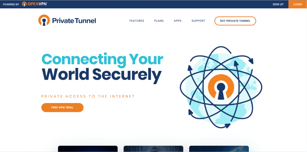 Private Tunnel VPN