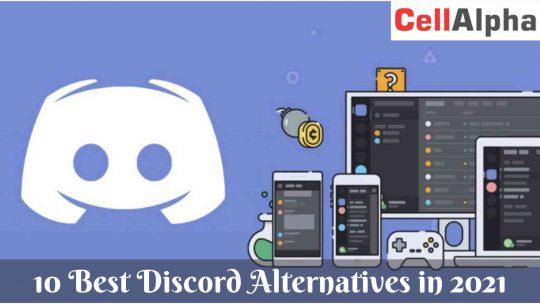 10 Best Discord Alternatives in 2021