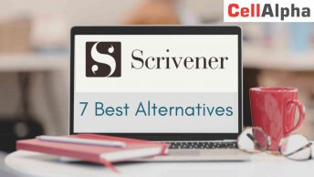 Best Scrivener Alternatives